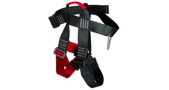 LACD Harness Easy Ferrata red/black